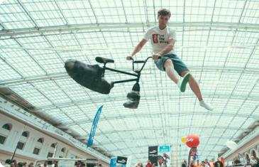 Про экстрим-фестиваль в рамках 22-го Лыжного Салона-Ski Build Expo 2015